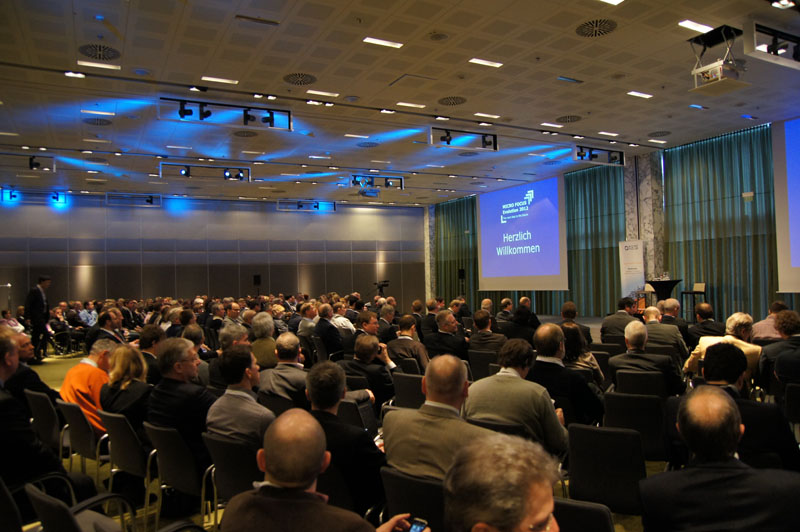 Micro Focus Evolution in Frankfurt/Main