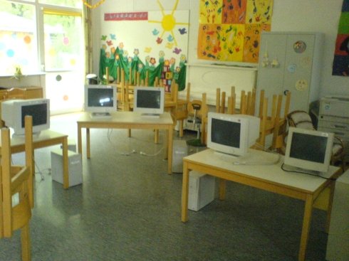 Spende an bayerische Schulen