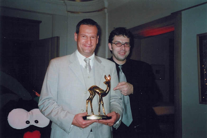 Bambi Auszeichnung für Brisant (ARD)