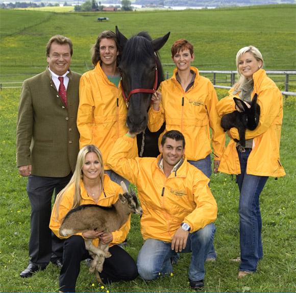 Die Tierretter von Aiderbichl - Darsteller